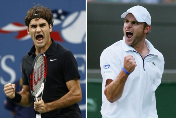 A Look Back at Federer vs  Roddick | World Tennis Magazine