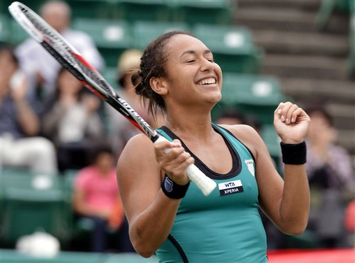 Heather watson slow and steady wins the race world tennis magazine