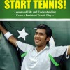 Stop War, Start Tennis book