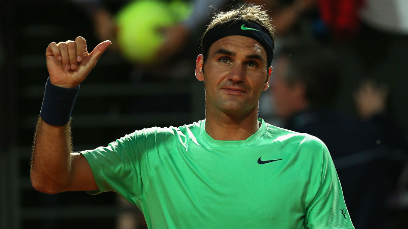 Should Roger Federer And His Fans Worry About His Short Haircut?
