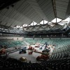 Roof Construction for Margaret Court Arena