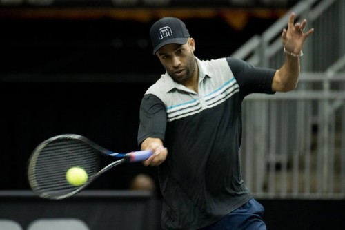 Blake Fends Off McEnroe To Win PowerShares Series Title In Salt Lake City