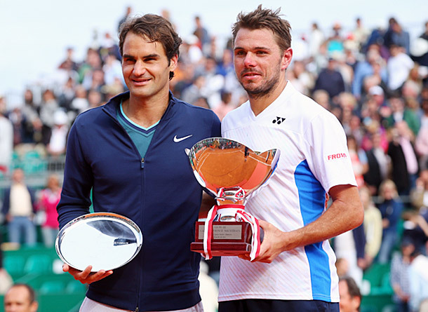 Stan Wawrinka Beats Roger Federer In All-Swiss Final at Monte-Carlo: Mondays with Bob Greene