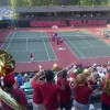 USC Band at NCAA Tennis