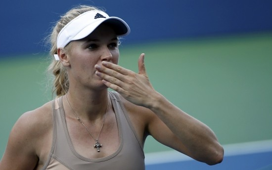 Caroline Wozniacki Among First Week Stars of the US Open – Mondays with Bob Greene