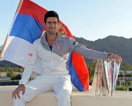 Novak Djokovic, Simona Halep Tops At Indian Wells – Mondays with Bob Greene