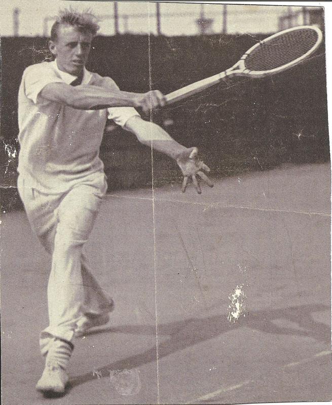 The Indiana Jones of Tennis