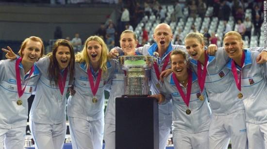 Karolina Pliskova Stars as Czech Republic Retains Fed Cup Title – Mondays with Bob Greene