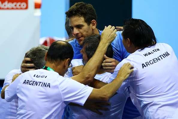 Argentina, Croatia Into Davis Cup Final – Mondays with Bob Greene