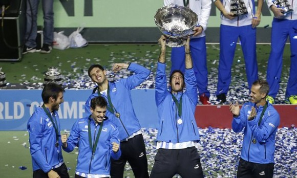 Argentina Wins Its First Davis Cup Title – Mondays with Bob Greene