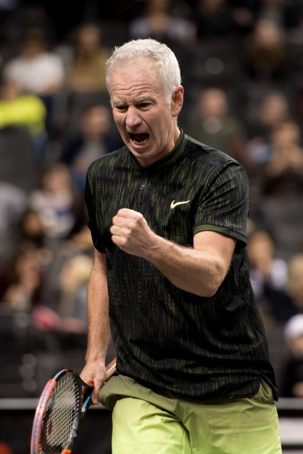PowerShares Series Tennis Announce 2017 Schedule - John McEnroe In At Least Five Events