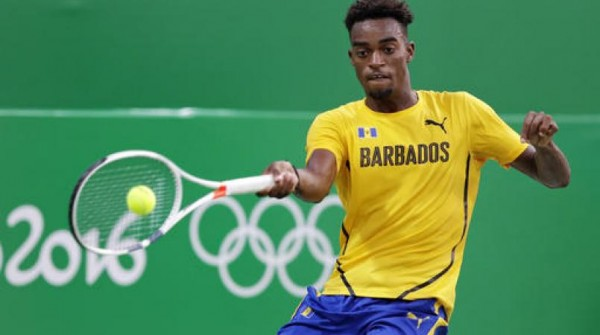 Darian King Putting Barbados Tennis On The Map