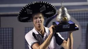 Sam Querrey Wins Acapulco