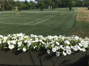 Wessen Lawn Tennis Club in Pontiac, Michigan