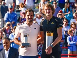 Federer and Zverev