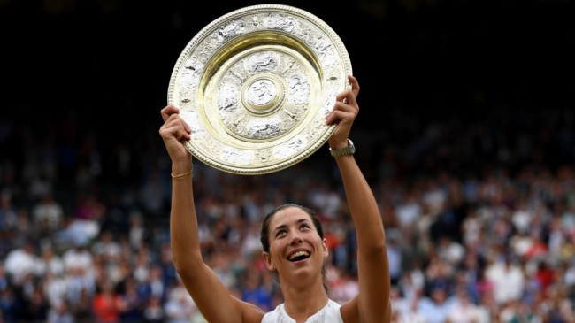 Garbine Muguruza Dispels Two Myths About the Spanish Method of Training