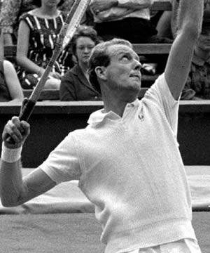"Hall of Famer Fred Stolle Endorses ""Absolute Tennis"" Book By Marty Smith"
