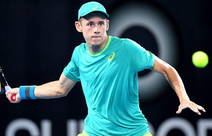 Alex De Minaur Is The Hope For Australian Tennis